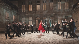 Cartier Pırlantalarının Üzerinde Dans Edin