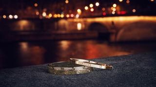"""Cartier'den Yeni """"Love"""" Koleksiyonu"""