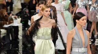 Chanel İlkbahar 2017 Couture Defilesi