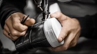 Dior Homme İlkbahar 2017 Sneaker'larının Yapımı