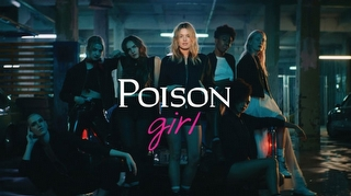 "Dior ""Posion Girl"" Reklam Videosu"