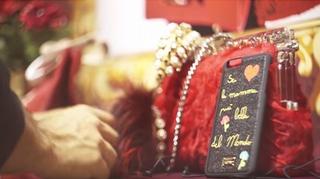 """Dolce Gabbana'dan """"Ti Amo Mamma"""" Vitrin Tasarımı"""