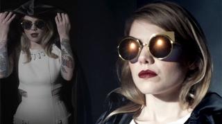 Fendi EyeShine Koleksiyonu İçin Coeur De Pirates İle Bir Araya Geldi