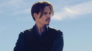 Johnny Depp Dior Sauvage'da