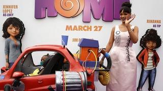 Rihanna Home Galasında