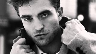 Robert Pattinson Dior'un Parfüm Kampanyasında