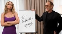 Gigi Hadid ve Michael Kors'tan Glamour Games