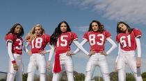 Victoria's Secret Melekleri Amerikan Futbolunda